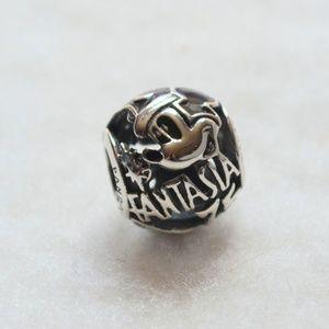 Pandora Fantasia Mickey 75th Anniversary Charm